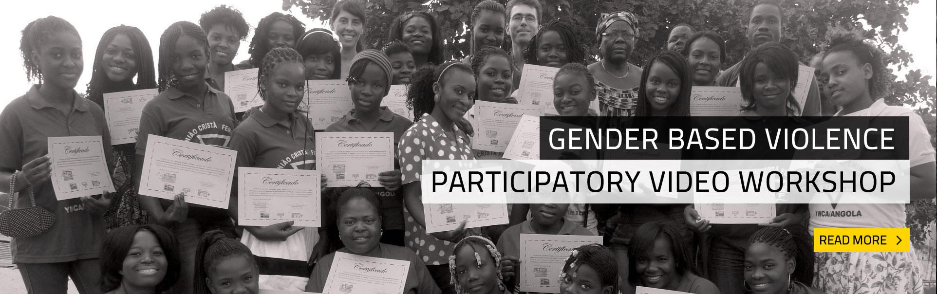 Gender-based violence in Luanda