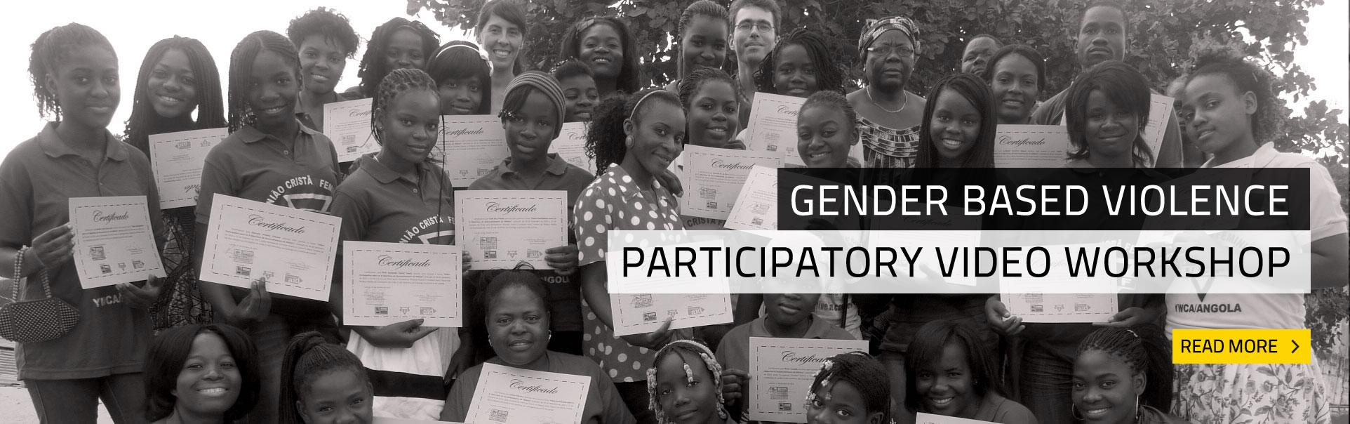 Gender-based violence in Luanda